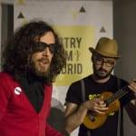 Diego Lebedinsky y Pablo Cortina | Poetry Slam Madrid especial por el Día Mundial de la Poesía 2014| Casa Museo Lope de Vega | 21 de marzo de 2014
