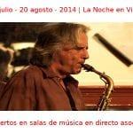 03 julio - 20 agosto - 2014 | La Noche en Vivo - Conciertos en salas de música en directo asociadas | Veranos de la Villa 2014 | Madrid