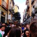 MADO'14 | Ambiente | Carrera de Tacones 2014 | Chueca - Calle Pelayo