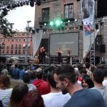 MADO'14 | Gossier Cabaret | Festival Cultural Muestra T | Actuación Alfonso Sánchez | Plaza del Rey | Chueca