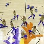 Cheerleaders en el encuentro Serbia vs España | Fase de Grupos | Copa del Mundo de Baloncesto FIBA España 2014 | Granada - 04-09-2014