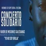 Concierto Solidario y presentación del documental 'Yo no soy bruja' | Viernes 12 de septiembre de 2014 | Auditorio del Palacio de los Duques de Pastrana | Chamartín - Madrid
