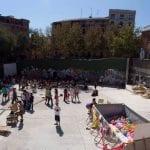 El Campo de Cebada convoca 'El Piscinazo IV' | ¡Mójate por tu piscina! | Domingo 7 de septiembre de 2014 | Barrio de La Latina | Madrid