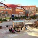 El Campo de Cebada convoca 'El Piscinazo IV' | ¡Mójate por tu piscina! | Domingo 7 de septiembre de 2014 | Barrio de La Latina | Madrid | Portada