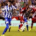 El Deportivo de La Coruña salvó 1 punto en el minuto final del encuentro frente al Rayo Vallecano de Madrid | Jornada 2ª - Liga BBVA - 31-08-2014