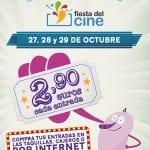Fiesta del Cine | 27, 28 y 29 de octubre de 2014 | En Madrid y toda España