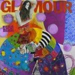 Glamour | 150X150 - Técnica mixta sobre lienzo | Carmen Casanova | Exposición 'Glamourama' | Galería Herráiz | Madrid