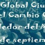 Marcha Global Ciudadana Contra el Cambio Climático | Alrededor del mundo | Avaaz.org | Domingo 21 de septiembre de 2014 | Portada
