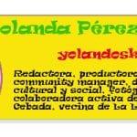 Perfil colaboradores PqHdM | Yolanda Pérez Martínez | yolandoska