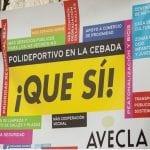 Polideportivo en La Cebada ¡Que sí! | El Campo de Cebada | Barrio de La Latina - Madrid