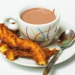 6 | Lacaña | ¿Chocolate con churros? | Tapapiés 2014 | Lavapiés | Las 9 tapas de Tapapiés 2014 recomendadas por PqHdM