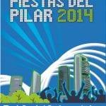 Fiestas del Pilar 2014 | Barrio del Pilar | Distrito Fuencarral-El Pardo | Madrid | Cartel