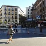 Imágenes del fin del mundo | 6 | Plaza de Jacinto Benavente | Lavapiés | Madrid | 02-05-2013