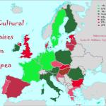 Mapa IVA Cultural | 28 países | Unión Europea | Elaboración: PqHdM | Fuente:: UE - VAT rates - 01-07-2014