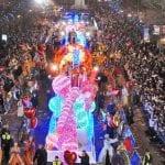 Cabalgata de los Reyes Magos, uno de los eventos más esperados por los niños y las niñas de Madrid