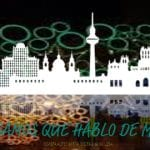 Cabecera | Panorámica de Madrid | Skyline | Navidad | PqHdM