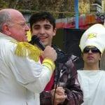Ordenación 'Pequeño Nicolás' como Obispo de la Iglesia Patólica | 'El Campo de Cebada' | Domingo 28 de diciembre de 2014 | Leo Bassi y 'Pequeño Nicolás' voluntario forzoso