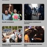 Resumen gráfico de la 'Ley Mordaza' | Imagen: DiagonalPeriódico.Net | Jueves 11-12-2014