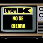 'Tele K NO se cierra' | Concentración | Lunes 29 de diciembre de 2014 | 11:00 horas | Capitán Haya 41 - Madrid