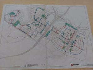 129 barrios en Madrid | Ensanche de Vallecas | Villa de Vallecas | Madrid | Plano PAU de Vallecas