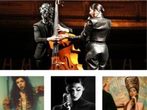 1er Festival Internacional NU-CA | Fernán Gómez-Centro Cultural de la Villa | Madrid | 03 al 13/05/2018 | De La Puríssima