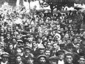 Manifestación Primero de Mayo | Día Internacional de los Trabajadores 1890 | Madrid