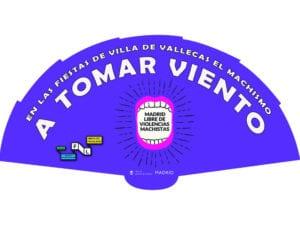 Fiestas de la Virgen de la Torre 2018 | Villa de Vallecas | Madrid | 07-16/09/2018 | 'En las Fiestas de Villa de Vallecas el machismoa tomar viento'