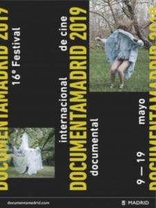 DocumentaMadrid 2019 | 16º Festival Internacional de Cine Documental | 09-19/05/2019 | Arganzuela | Madrid | Cartel