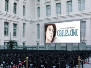 6ª Cibeles de Cine | CentroCentro | 29/06 - 12/09/2019 | Retiro | Madrid