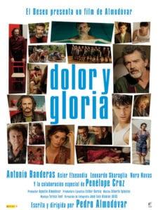 6ª Cibeles de Cine | CentroCentro | 29/06 - 12/09/2019 | Retiro | Madrid | Dolor y gloria de Pedro Almodóvar