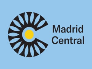 Manifestación en Defensa de Madrid Central | 29/06/2019 | Callao - Cibeles | Madrid | Plataforma en Defensa de Madrid Central | Logo Madrid Central