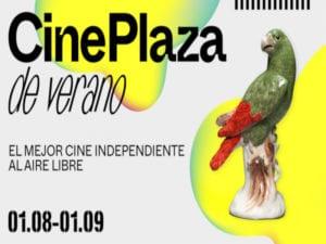 Cine de Verano en las noches de Madrid | CentroCentro, Conde Duque, Parque de la Bombilla y Matadero Madrid | Julio a septiembre de 2019 | CinePlaza de Verano (Matadero Madrid)
