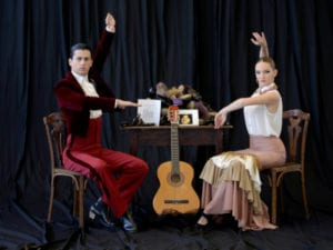 Fiesta Corral Cervantes 2019 | 24/07-22/09/2019 | Cuesta de Moyano | Retiro | Madrid | 'Cervantes Baila' por Bronce Danza