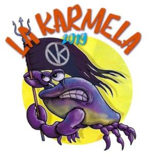Fiestas de la Karmela 2019 | Puente de Vallecas | Madrid | 11-14/07/2019 | Logo