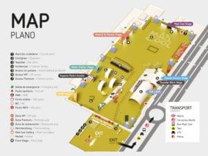 Mad Cool Festival 2019 | Pabellón 1 de IFEMA | Valdebebas | Madrid | 11-13/07/2019 | Plano