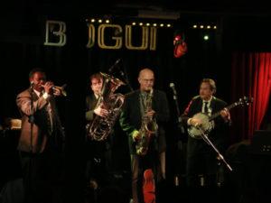 Conciertos de agosto 2019 en Bogui Jazz | Madrid | Joseph Siankope & His New Orleans Jazz Band