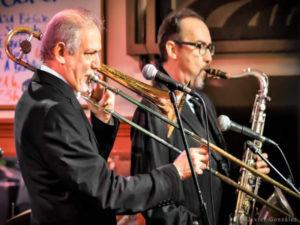 Conciertos de agosto 2019 en Bogui Jazz | Madrid | Norman Hogue Plays Louis Prima | Foto Javier González