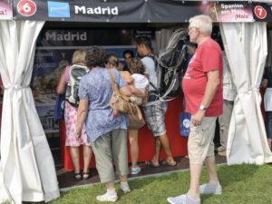 Fiesta de la Ribera de los Museos 2017 | Stand de Madrid | Frankfurt (Alemania) | 25-27/08/2017