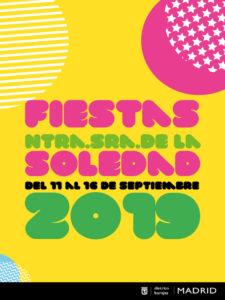 Fiestas de Barajas 2019 | Virgen de la Soledad | 11-16/09/2019 | Barajas | Madrid | Cartel