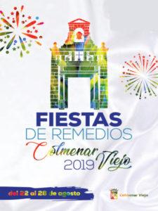 Fiestas de Colmenar Viejo 2019 | 22-28/08/2019 | Colmenar Viejo | Comunidad de Madrid | Cartel