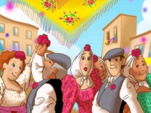 Fiestas de San Cayetano 2019 | Fiestas de San Cayetano, San Lorenzo y La Paloma 2019 | 01-09/08/2019 | Centro | Madrid | Personajes castizos