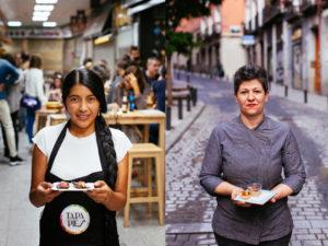 Tapapiés 2019 | Lavapiés | Centro | Madrid | 17-27/10/2019 | Tapas con nombre de mujer | Tapapiés 2018