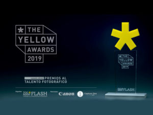 The Yellow Awards 2019 | 2ª edición Premios al Talento Fotográfico de Too Many Flash | Camilo José Peña Pérez | Cartel