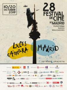 Festival de Cine de Madrid 2019 | 28FCM-PNR | 10-20/10/2019 | Madrid | Cartel