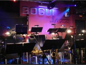 Homenaje a Bogui Jazz | 30/10/2019 | Sala Galileo Galilei | Barrio de Gaztambide | Madrid | Escenario Bogui Jazz | Foto Tripadvisor