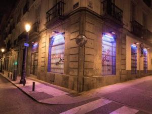 Homenaje a Bogui Jazz | 30/10/2019 | Sala Galileo Galilei | Barrio de Gaztambide | Madrid | Fachada Bogui Jazz | Foto Tripadvisor