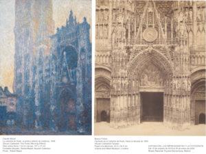 Los impresionistas y la fotografía | Museo Nacional Thyssen-Bornemisza | 15/10/2019 al 26/01/2020 | Claude Monet y Bisson Frères