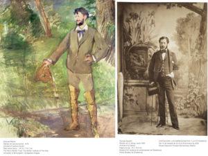 Los impresionistas y la fotografía | Museo Nacional Thyssen-Bornemisza | 15/10/2019 al 26/01/2020 | Edouard Manet y Olympe Aguado
