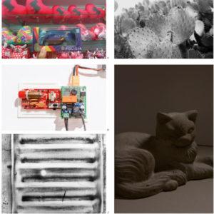 30º Circuitos de Artes Plásticas | 14/11/2019 | 19/01/2020 | Sala de Arte Joven | Madrid | Ríos Pachón, Rojas, Cremades, Callaway y Rodríguez Lozano