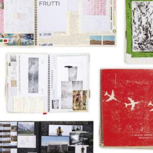 Arquitectura y yo | Juan Carlos Bracho | Sala Alcalá 31 | 28/11/2019-02/02/2019 | Cuadernos de trabajo